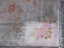 alfombra de rayon-viscosa de fibra de algodón conel test de limpieza